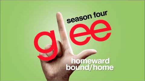 Homeward Bound Home - Glee HD Full Studio