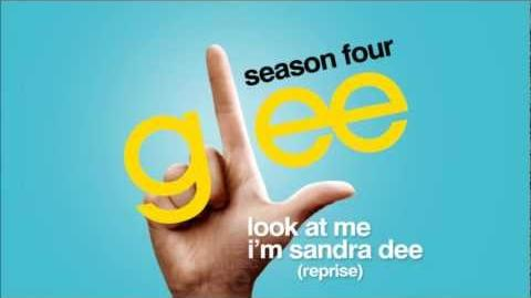 Look At Me I'm Sandra Dee (Reprise) - Glee HD Full Studio