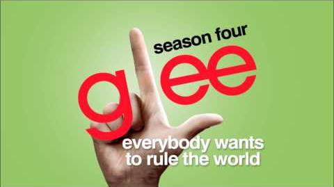 Everybody Wants To Rule The World - Glee HD Full Studio