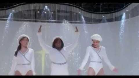 Glee- Mary's Little Boy Child (Full Performance) HD