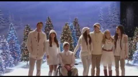 Glee - Have Yourself a Merry Little Christmas Traducida Video