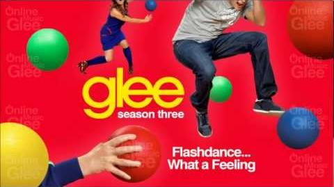 Flashdance (What A Feeling) - Glee HD Full Studio