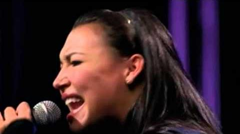 GLEE - Back To Black (Full Performance) (Official Music Video) HD