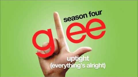 Uptight (Everything's Alright) Glee HD FULL STUDIO