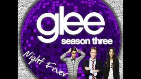 Glee - Night Fever (Acaplla)