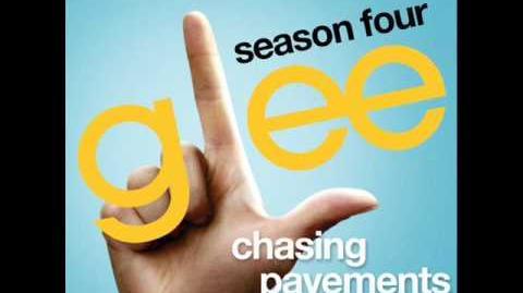 Glee - Chasing Pavement (Acapella)