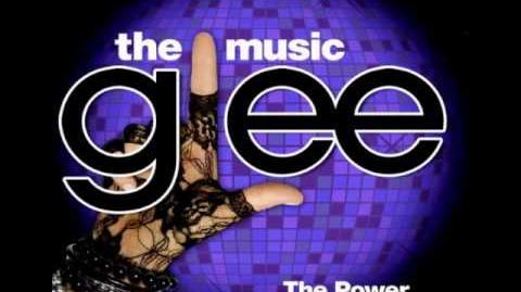 Glee The Power of Madonna - Like A Virgin