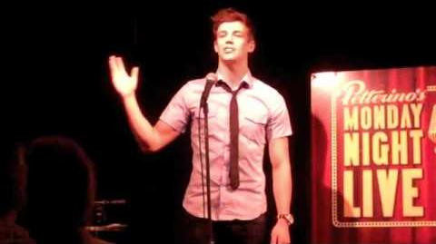 Grant Gustin - Runaway With Me
