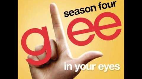 Glee - In Your Eyes (DOWNLOAD MP3 LYRICS)