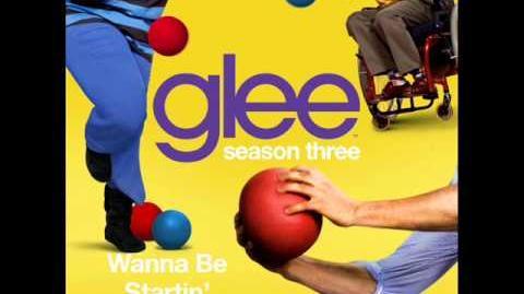 Glee - Wanna Be Startin Somethin' (Acapella)