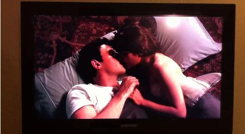 File:Finchel kiss.png