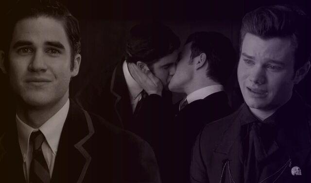 File:Klaine kiss 03 by marlislash-d3bwb73.jpg