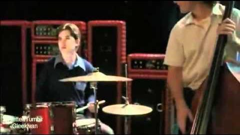 Behind The Scenes - Glee
