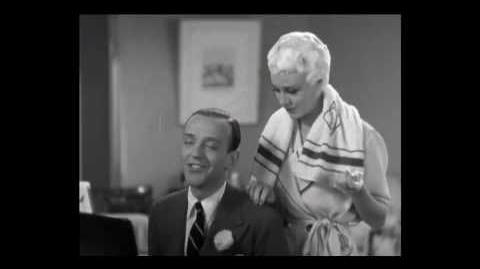 The Way You Look Tonight - Fred Astaire & Ginger Rogers in Swing Time (1936)