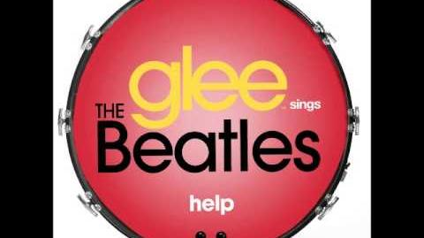 Glee - Help (DOWNLOAD MP3 LYRICS)
