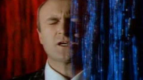 Phil Collins -.Against All Odds Music Video