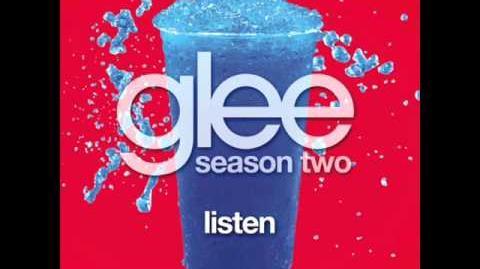 Glee - Listen (Acapella)