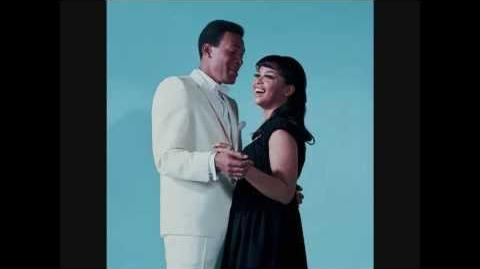 Marvin Gaye with Tammi Terrell - You're All I Need To Get By