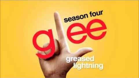 Greased Lightning - Glee HD Full Studio