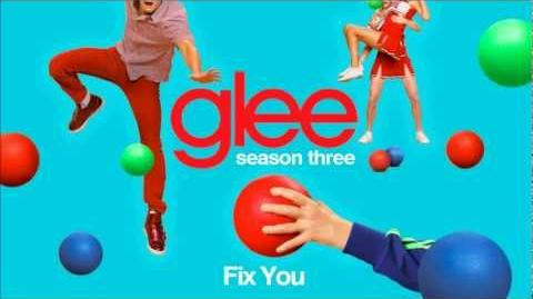 Fix You - Glee HD Full Studio