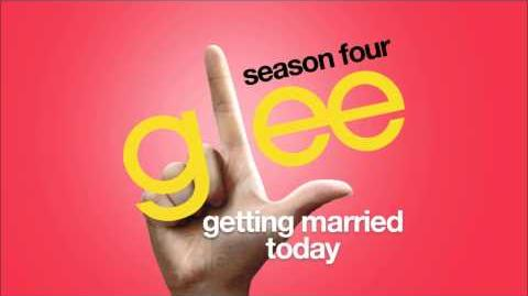Getting Married Today Glee HD FULL STUDIO