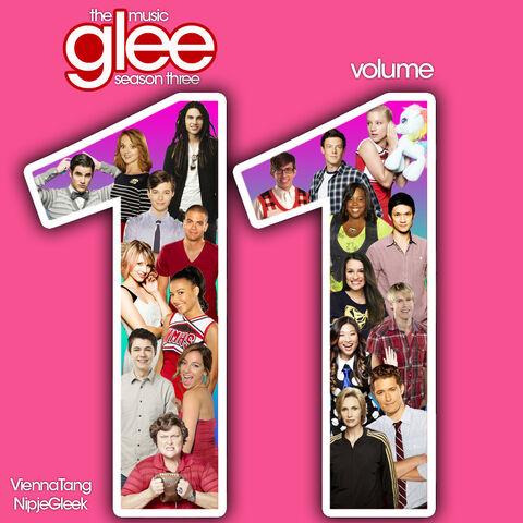 File:Volume 11 Glee the music.jpg