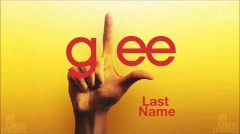 Last Name Glee HD FULL STUDIO