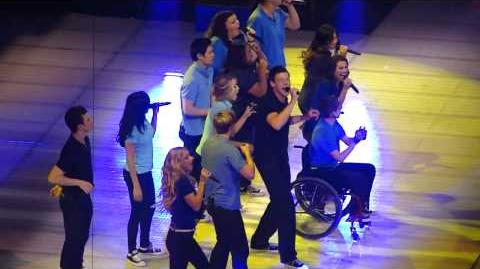 Glee Live - Don't Stop Believin'