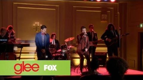 "Full Performance of ""Story of My Life"" from ""The Back-up Plan"" GLEE"