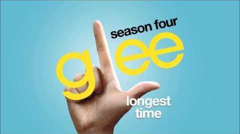 Longest Time Glee HD FULL STUDIO