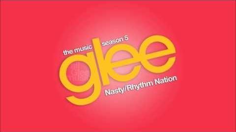 Nasty Rhythm Nation Glee HD FULL STUDIO