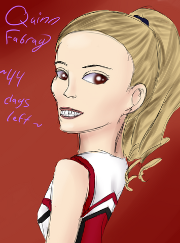 File:Glee Quinn Fabray by tiffany12.png