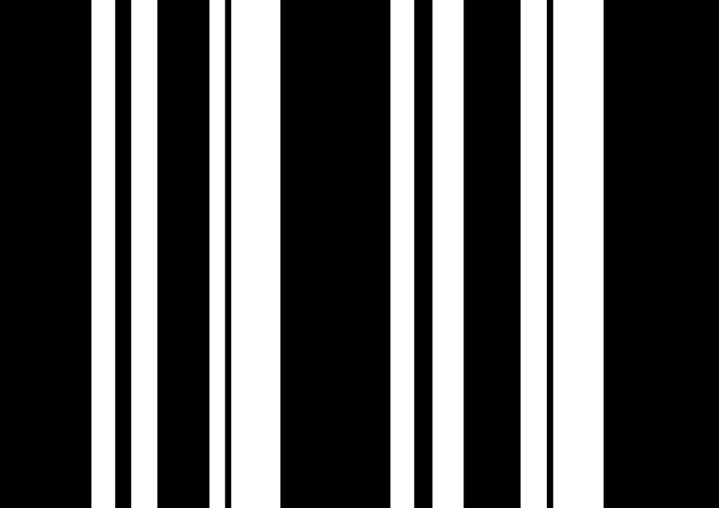 image black white striped wallpaper 6