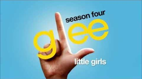 Little Girls - Glee Cast HD FULL STUDIO