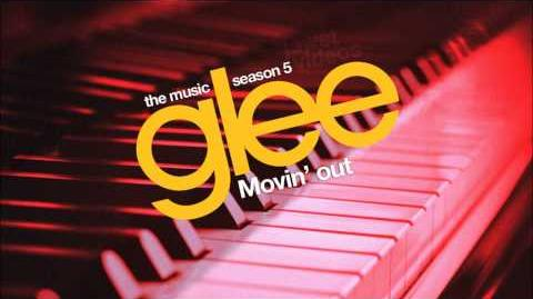 Movin' Out - Glee Cast HD FULL STUDIO