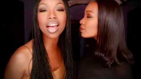 Brandy & Monica - The Boy Is Mine HQ
