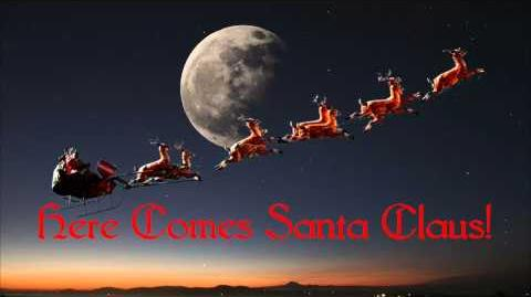 Here Comes Santa Claus ~ Gene Autry-2