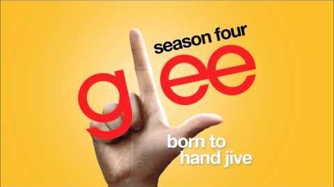 Born To Hand Jive Glee HD FULL STUDIO