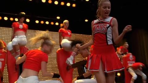 Glee- You Keep Me Hangin' On (Full Performance) (Official Music Video)
