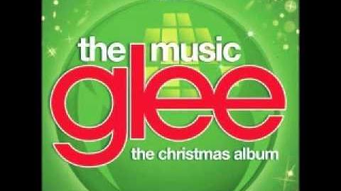 Glee Cast - Baby, It's Cold Outside (w lyrics)
