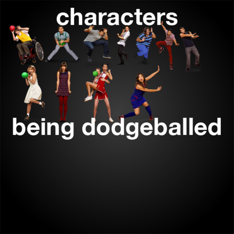 File:Characters Being Dodgeballed.png