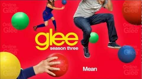 Mean - Glee HD Full Studio