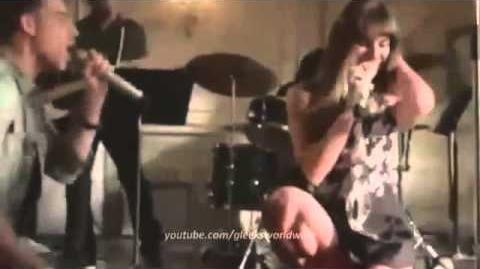 "Glee 5x10 "" Trio "" - Barracuda - Full Performance"
