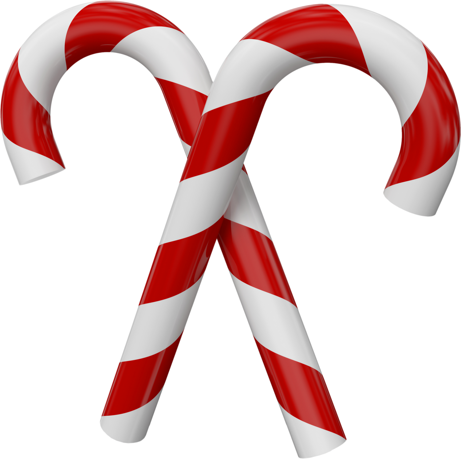 Image - Large Transparent Christmas Candy Canes.png | Glee TV Show ...