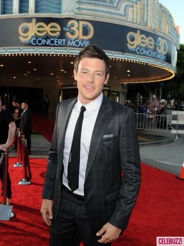 File:Cory at the Glee 3D movie premiere.jpg