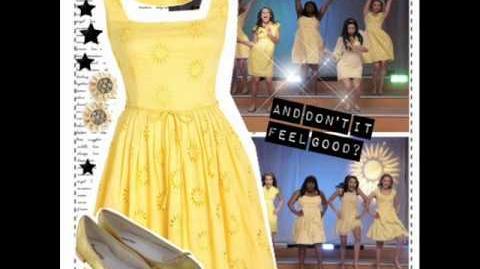 Glee - Halo Walking On Sunshine (Acapella)