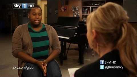 I Heart Glee - Alex Newell Interview