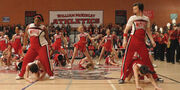 Glee 4minutes story