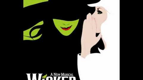 Wicked - I'm Not That Girl (Reprise)
