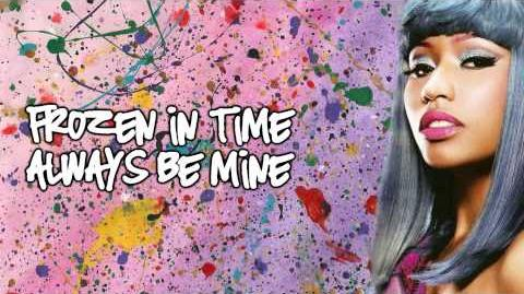 Young Forever - Nicki Minaj (Lyric Video) with lyrics on screen ((HD))